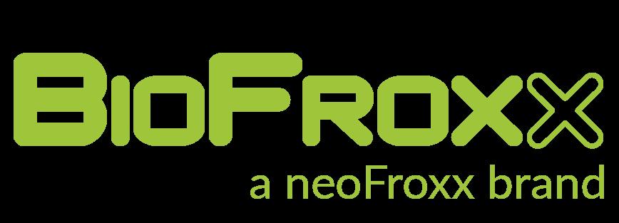 Logo der neoFroxx Eigenmarke BioFroxx