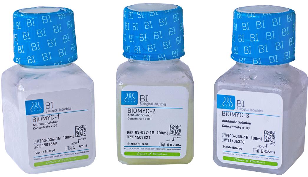 Produkte für die Mykoplasmen-Behandlung bei neoFroxx