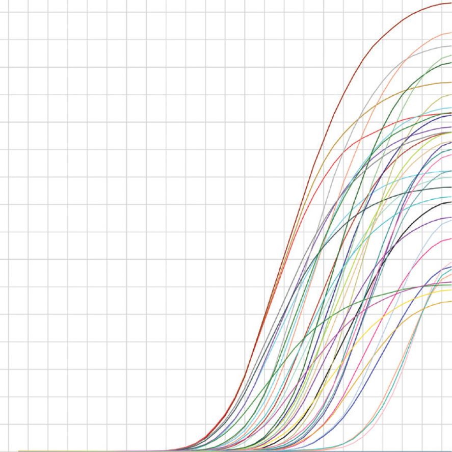 Insta Q96 Standard Curve