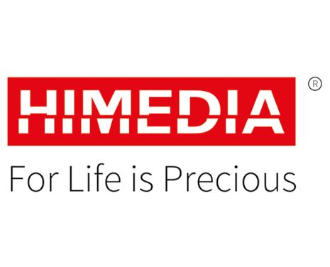 Logo of the neoFroxx partner HiMedia