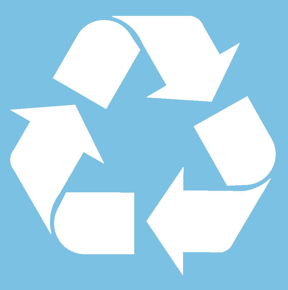 Vielfältige Recycling Möglichkeiten bei neoFroxx
