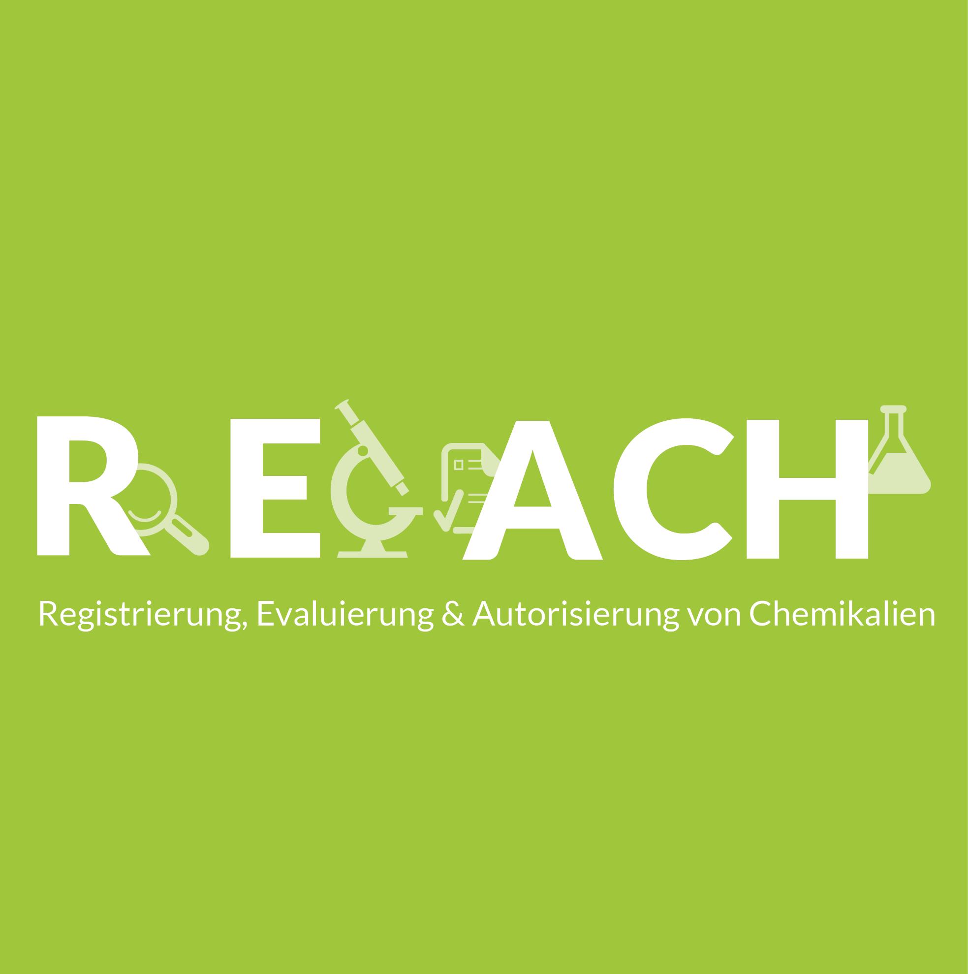 Informationen zur REACH Verordnung
