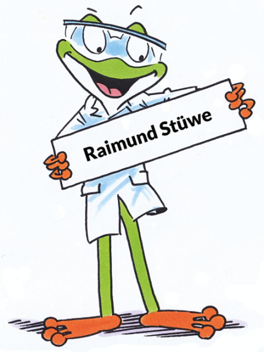 Raimund Stüwe