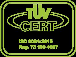 neoFroxx ist TÜV zertifiziert
